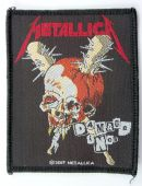 Metallica - 'Damage Inc' Woven Patch